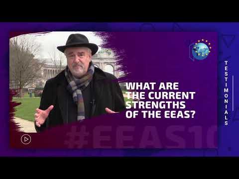 EEAS10 Testimonials - Staff -  Adrianus Koetsenruijter