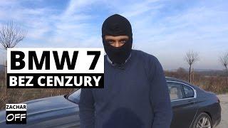 BMW serii 7 - zalety i wady - BEZ CENZURY