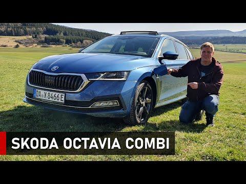 Der NEUE Skoda Octavia Combi iV (PHEV) - Review, Fahrbericht, Test