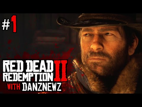STAY WITH ME | Red Dead Redemption 2 with Danz Newz - Part 1