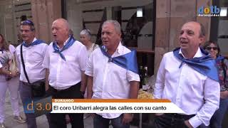 dotb Coro Uribarri 22-09-2018