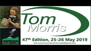 TOM MORRIS 2019 DAY02 PART 2 // RUGBY U14 U16 // INTERNATIONAL RYGBY TOURNAMENT