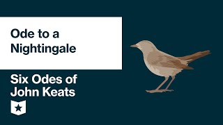 Six Odes Of John Keats | Ode To A Nightingale