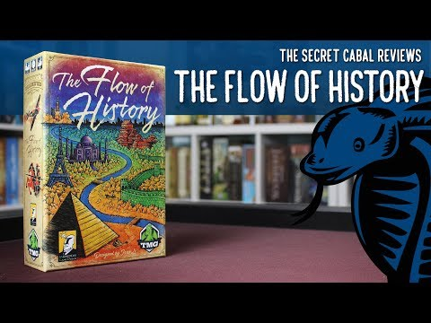 The Flow of History Overview and Review by The Secret Cabal