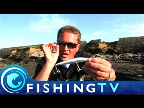 Lure Fishing For Bass With Henry Gilbey – Fishing TV