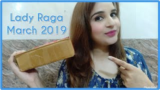 Lady Raga Bag March 2020 | Woman's Day Edition | Unboxing & Review |