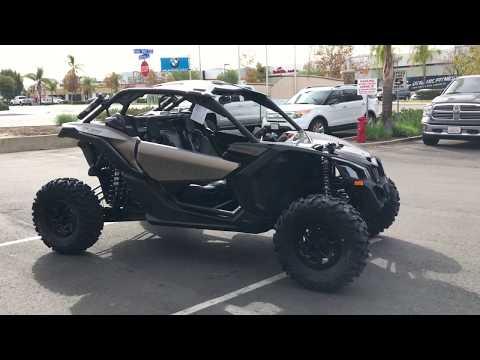 2018 Can-Am Maverick X3 X rs Turbo R in Murrieta, California