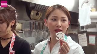 料理教室#34『ブリの照り焼き』吉川友&LoVendoЯ岡田万里奈