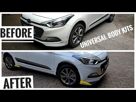 Car Body Kit in Coimbatore, Tamil Nadu | Car Body Kit Price in
