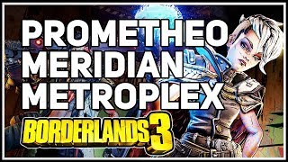 All Typhon Logs Meridian Metroplex Borderlands 3