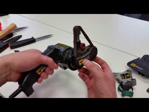 Richtig Messer schärfen mit dem Work Sharp Knife & Tool Sharpener