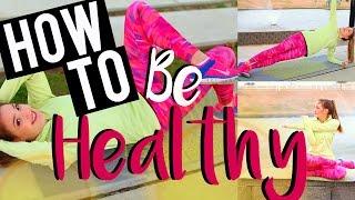 Inilah 7 Rutinitas Yang Perlu Dilakukan Untuk Meraih Hidup Sehat