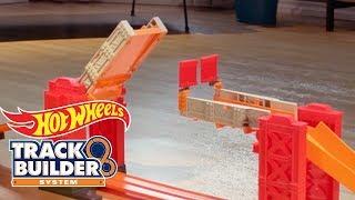 Hot Wheels® Track Builder Stunt Bridge | Hot Wheels