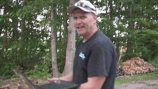 Psycho Dad Axes Laptop