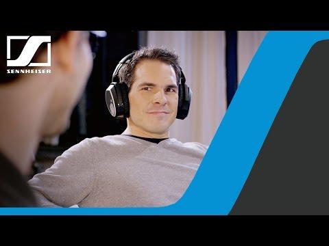 Vibrant TV Sound with RS 165: Digital Wireless Headphones I Sennheiser  image 1