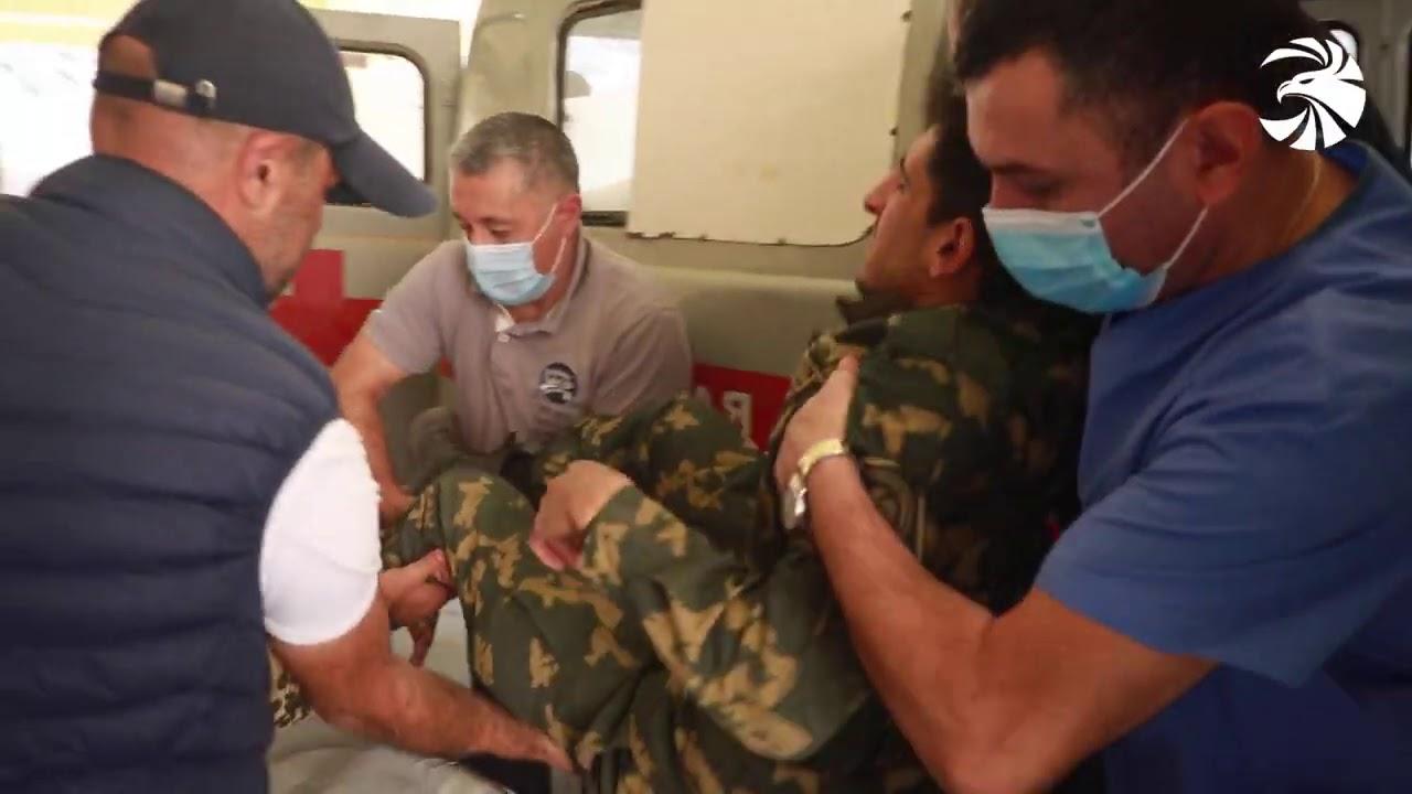 Հակառակորդը թիրախավորել է ՀՀ հարավային սահմանը. կան վիրավորներ