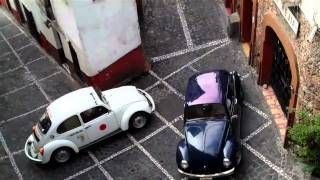 preview picture of video 'Beetle Ballet - Taxco, Mexico'