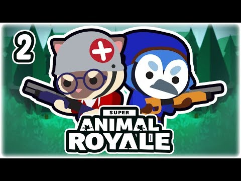Playing With Barack | Let's Play Super Animal Royale Duos w/ Olexa | Part 2 | SAR Gameplay HD
