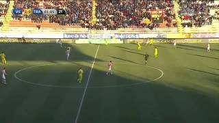 preview picture of video 'Serie B 2014-2015 - 22ª giornata Vicenza vs Trapani (gara integrale)'