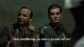 Himmler Jokes: A girl asks him out