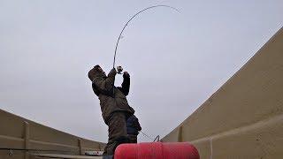 Рыбалка астрахань в марте