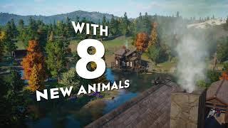 VideoImage1 Planet Zoo: North America Animal Pack