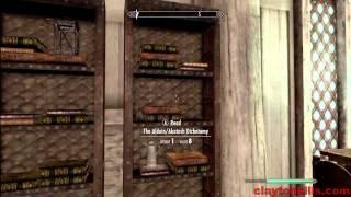Skyrim: Secrect Quests The Legend of Red Eagle & Lost Legends Books (HD 1080p)