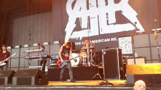 DGAF + Move Along // The All-American Rejects // 8/6/16