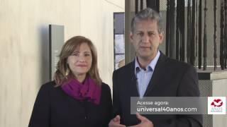 Bispo Marcelo Pires e Márcia Pires