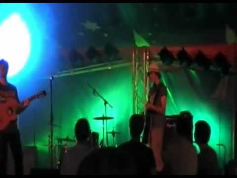 Jenson McKenzie - Spring Blues (Zeltfestival HD 2012)