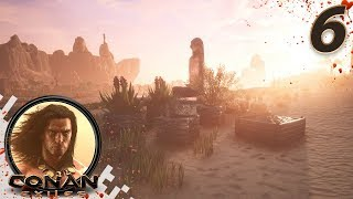 CONAN EXILES (NEW SEASON) - EP06 - I'm A Farmer Now (Gameplay Video)