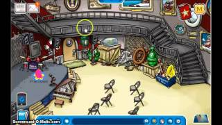 Club Penguin How to Play Musical Instruments