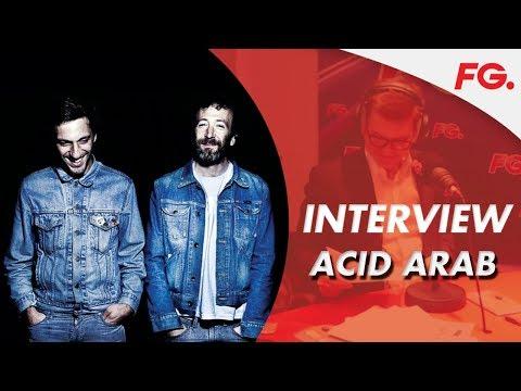 ACID ARAB | INTERVIEW | HAPPY HOUR | RADIO FG