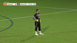 Men's Soccer: Clemson Highlights (Sept. 7, 2018)