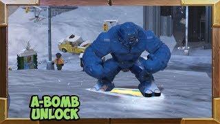 LEGO Marvel Super Heroes 2 A-Bomb Character Unlock