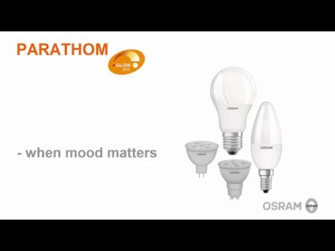 Osram Parathom Classic P Adv 4.5-40W 827 Helder E14 GLOWdim