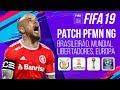 PATCH PFMN 19 v2 - TUTORIAL DE INSTALAÇÃO! FIFA 19
