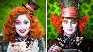 Mad Hatter Makeup! | Charisma Star