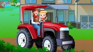 Baby Hazel Farm Tour   Full Episode   ZigZag Kids HD