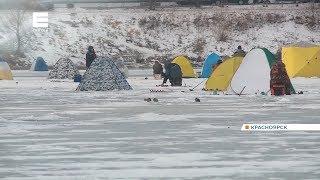 Зимняя палатка для рыбалки в красноярске