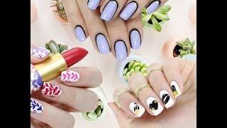 Модный маникюр (весна -лето 2018) Дизайн ногтей