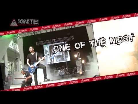 Video of IGNITE! Music Festival app