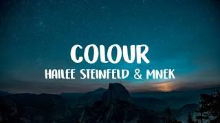 MNEK   Colour (Lyric Video) Ft. Hailee Steinfeld