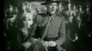Nelson Eddie sings the Mountie Song