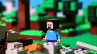LEGO Minecraft - První noc