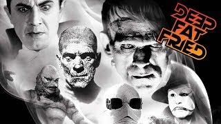 Top 10 Movie Monsters = DEEP FAT FRIED
