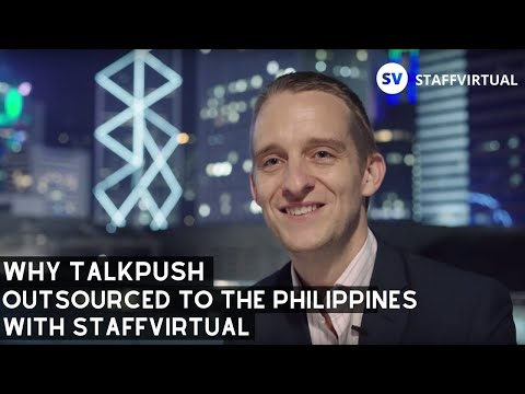 Outsourcing to the Philippines with STAFFVIRTUAL