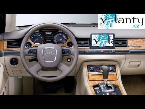 AIRBAG und Lenkrad AUSBAUEN : Audi A3 A5 A6 A8 Q7 2004 - 2011 VOLANTY.CZ