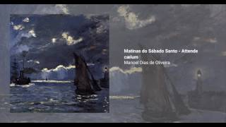 Matinas do Sábado Santo