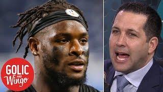 Le'Veon Bell return, Ryan Tannehill injury, Denver's hot seat, Raiders' trade rumors   Golic & Wingo